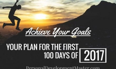The Next 100DayChallenge Begins on December 31st, 2016