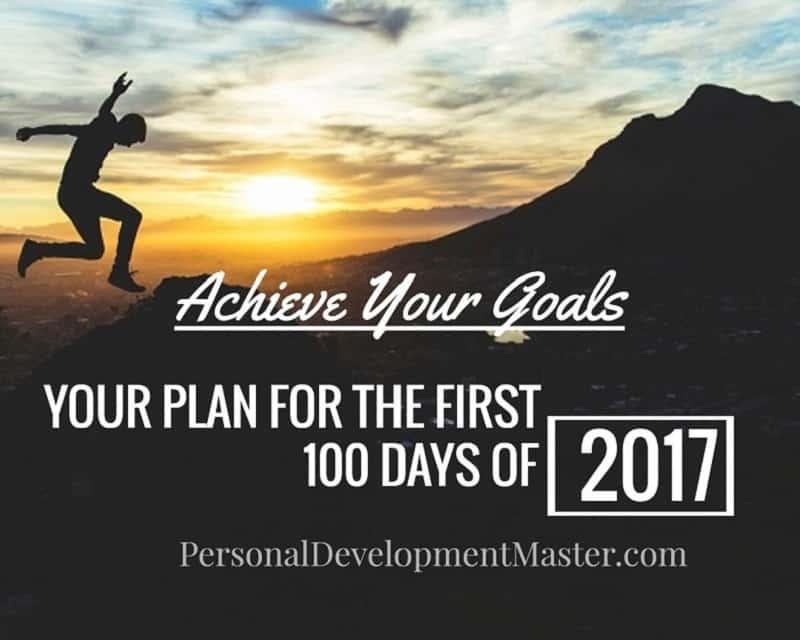 2017 Goals 101 Day Challenge