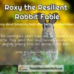 Rabbit Fable – Roxy the Resilient