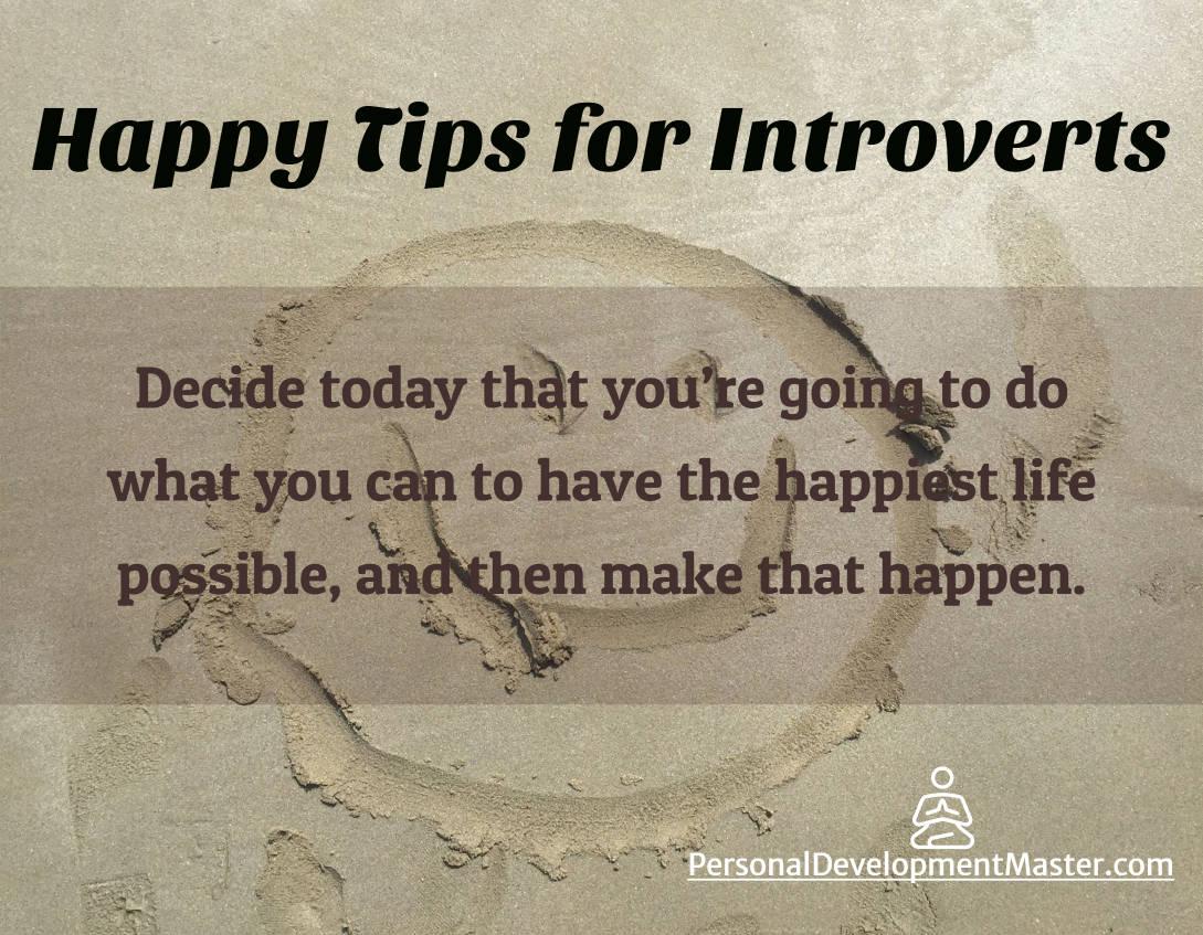 Happy Introverts