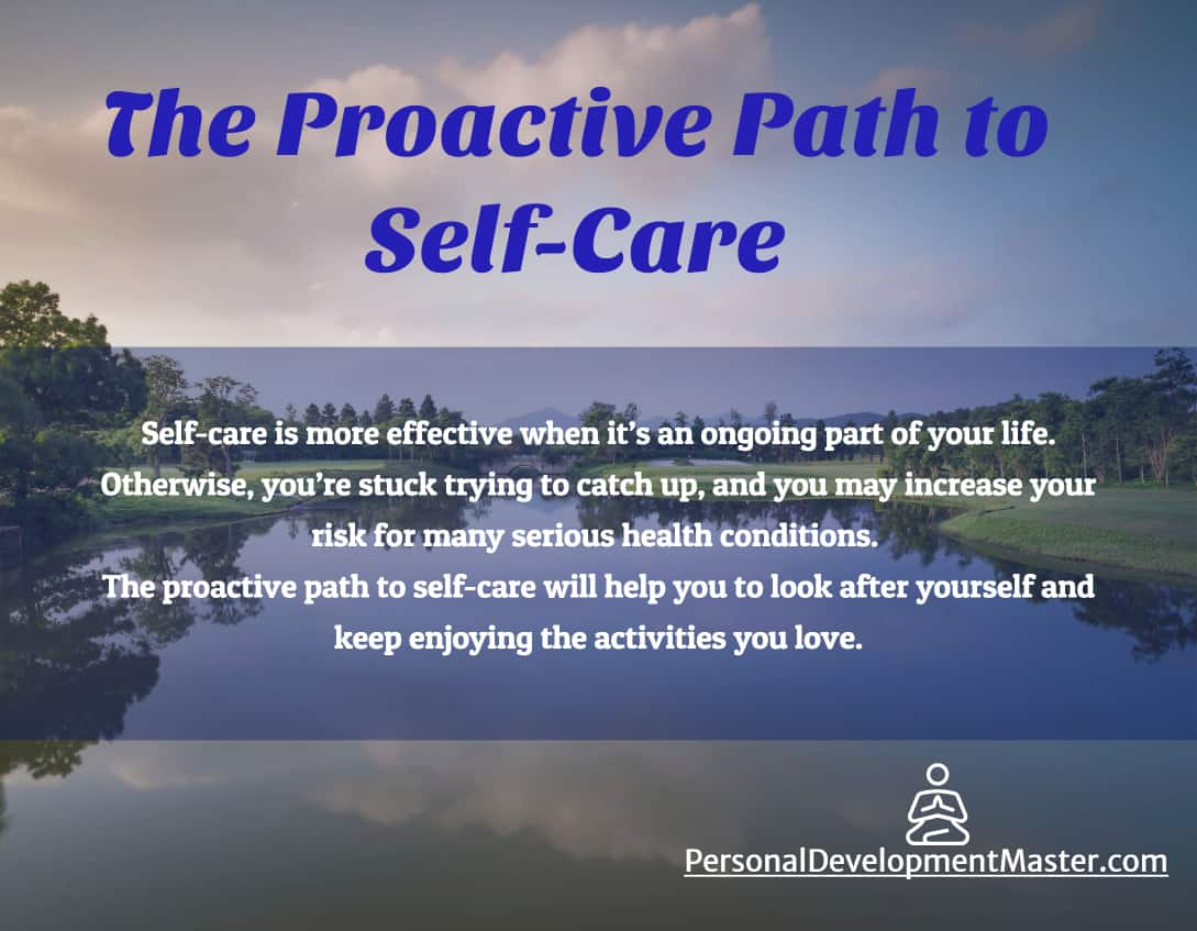 Proactive Path to Self Care